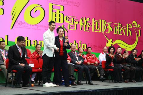 2012年十大武术事件评选揭晓 - hxwzy -    华夏武状元